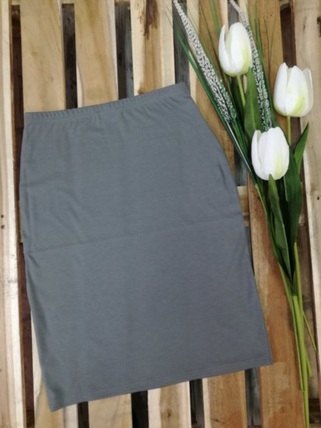Дамска пола Marissa в сиво